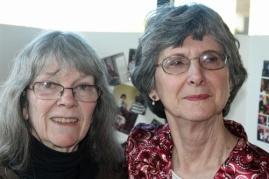 Lyn and Carol